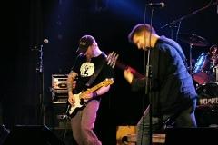 """Jimmy Cornett & Band, Nigel """"Nige"""" Bray und Heimfeld im Knust Hamburg, 17.01.2005"""